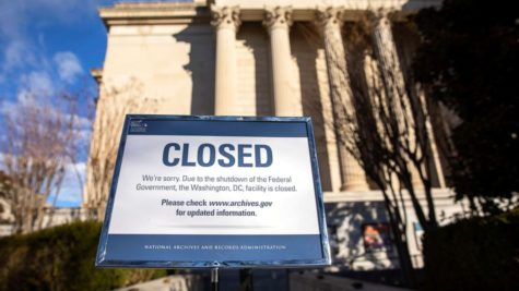 Washington, DC, facility closed during shutdown Photo Courtesy of ABC News