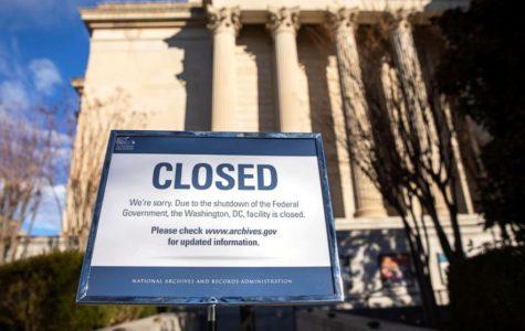 Washington, DC, facility closed during shutdown Photo Courtesy of ABC News