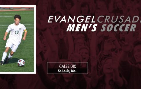 Caleb Dix Commits to Evangel