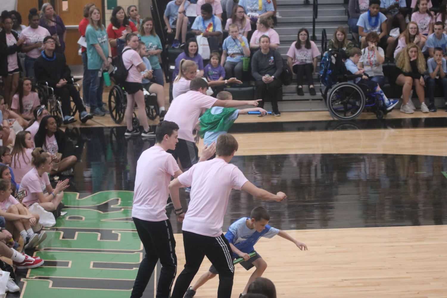 Special Olympics: A Special Day for All