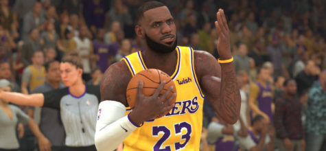 The Troubled Launch of NBA 2K20