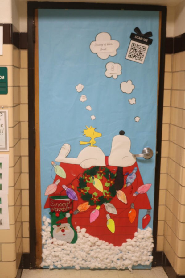 Mrs. Ochoa's TAP takes us right to snoopy's home