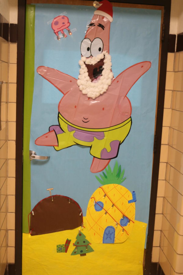 Mrs. Stock's TAP takes us under the sea.