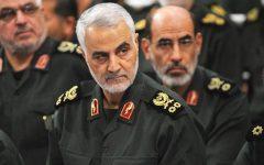 Commander Qasem Soleimani was killed in a drone strike on January 3, 2020. Photo courtesy of CNN.com.