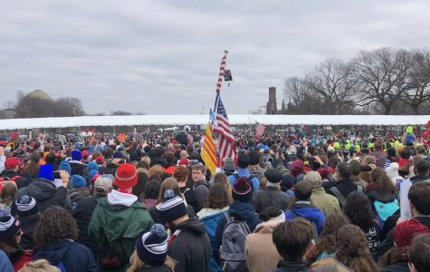 Student Involvement in The March For Life