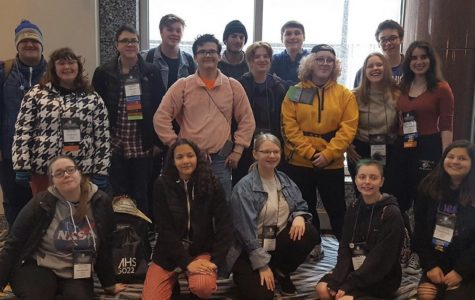 Mehlville's Drama Troupe #5022 Goes to ThesCon