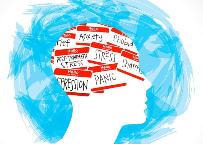 Teenagers suffer from a variety of mental illnesses, anxiety being the leading one.