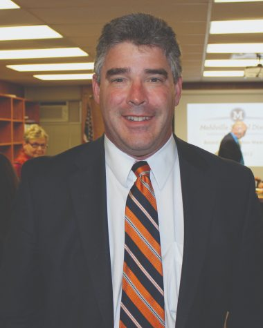 Marshall Crutcher, Chief Financial Officer of Mehlville School District