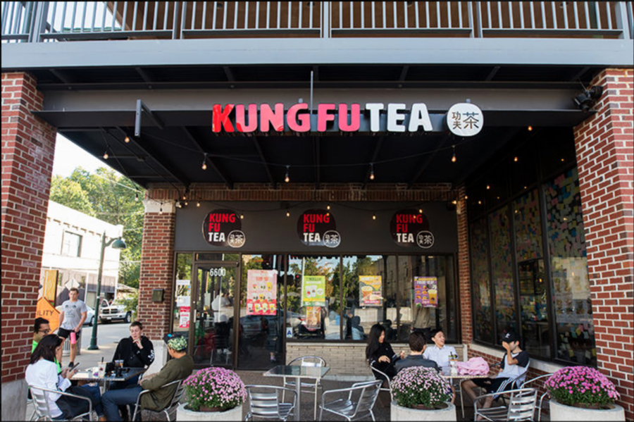 Kung Fu Tea first opened in late 2019 in Delmar Loop.