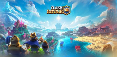 Clash Royale provides an inexpensive gaming opportunity for teens.